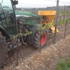 Bodenaktivator für den Weinbau(2)